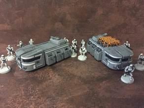 Imperial Troop Transport (Star Wars Legion scale)