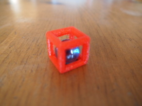 20mm Cage Marble Trap