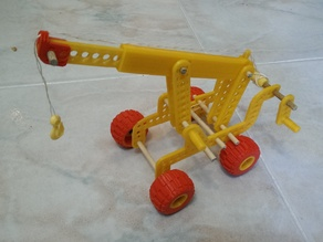 ThinkFun Working Machine (Lifter)