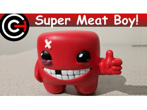 Super Meat Boy!
