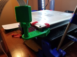 Maker Select Plus Pi Cam Mount Thick Y Plate