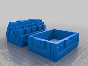 Zelda 8 bit treasure chest