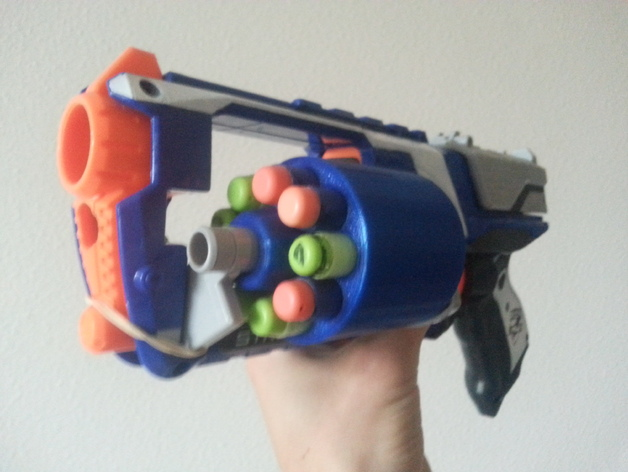 Nerf N-Strike Elite: Strongarm Blaster MOD - Google Search