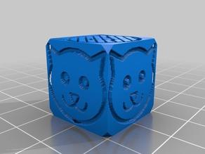 My Customized Ultimate configurable dice 2