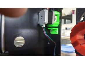 belt tensioner CTC y-axis stepper mount