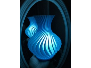 Vlamp! Lighted vase base
