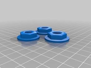 Lack table filament guide
