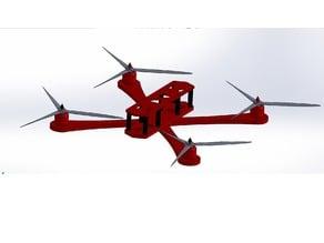 400 mm Drone FPV Racing