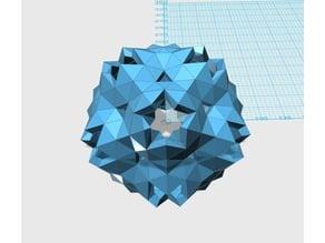 Convex Geodesic 5V Pattern16