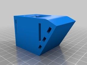 GoPro Session mini quad mount and protective case 30 deg