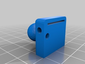 Raspberry pi enclosure camera mount