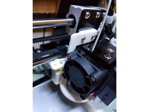 Anet A8 BLTouch mount