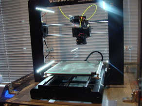 Wanhao Duplicator I3 LED Light Strip
