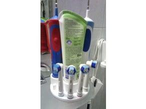 tooth brush holder Oral B