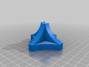 eve cube keychain (miniature)