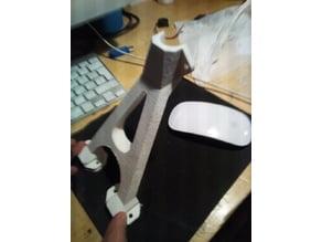 IKEA RIGGA Clothes rack reinforcement