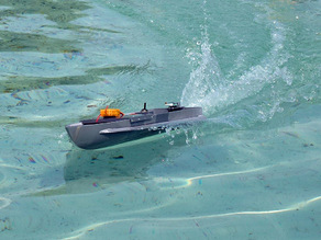 Speed Boat RC (experimental)