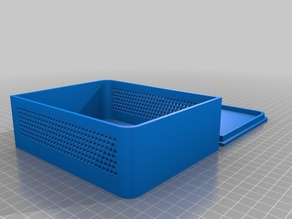 PCB Box 150mm X 120mm X 50mm