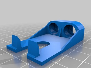 Quick PLA Tentioner for a Gregs Wade Extruder