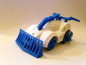 Car toy - 3DRacers, RC car