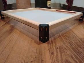 Screenprinting Frame Holder (for wooden frames)