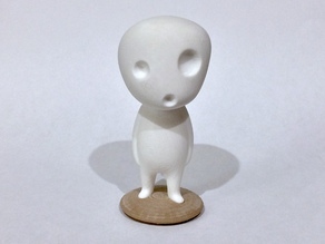 Princess Mononoke Kodama with Base