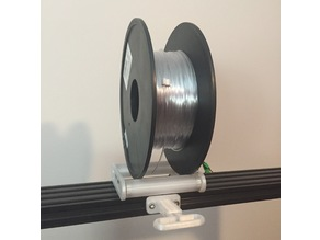 Universal Spool Holder for 2080 Extrusions
