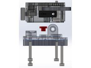 713Maker Ultralight Spacer for E3d AERO