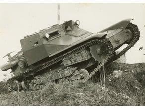 Fiat CV33 + CV35