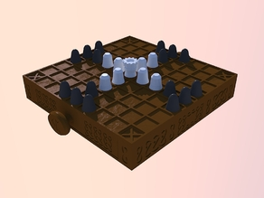Tablut, Viking Board Game