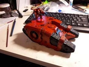 Sceleratus tank chassis (28mm)