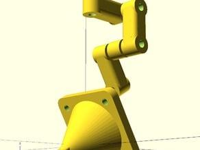Ekobots - Filament Cooler for Mendel Prusa