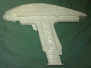 ST:TOS  Assault Phaser - no supports needed