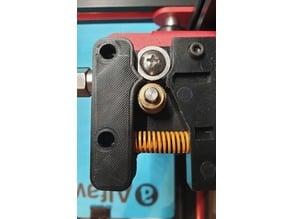Alfawise U20 guide extrudeur pour filament flexible TPU/TPE