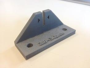 Filament 3mm tester
