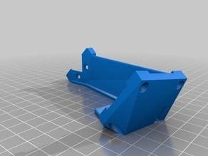 LulzBot Mini bed USB camera mount, v2.1 Lulzbot extruder toolhead