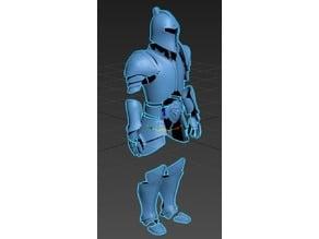Warcraft Movie Foot Soldier Armor