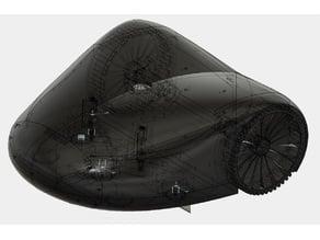 Valify Robot Lawn Mower (concept body - under construction)