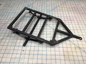 GH Scaler Trailer - Frame & Suspension