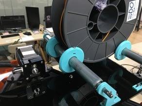 3D Printer Roller Guider