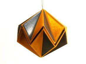 Diamond Origami Ornament