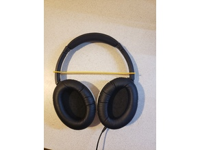 Bose AE2 Headphone spreader for storage