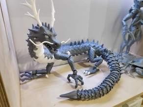 Dual Extrusion Oriental Dragon