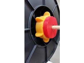 filament reel mounting screw