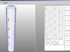 REAL WORLD APPLICATION - Concrete 2x4 Fence Pillar Post