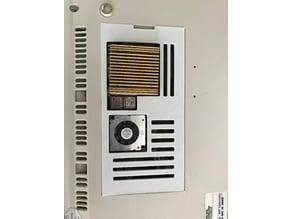 Amiga 1200: Blizzard PPC Trapdoor Cover