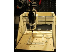 Yet another CNC milling machine for PCB