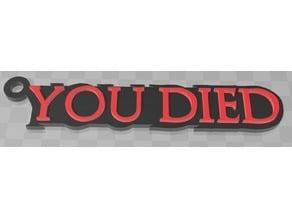 You Died Dark Souls