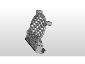 Geeetch A10 - Ducto Simple con Protector de Ventilador