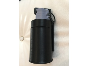 Mechanically Functional M18 Smoke Grenade